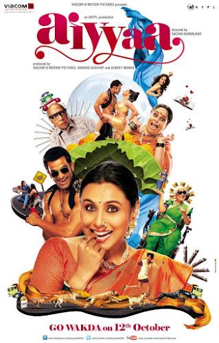 Aiyyaa (2012) Movie Poster