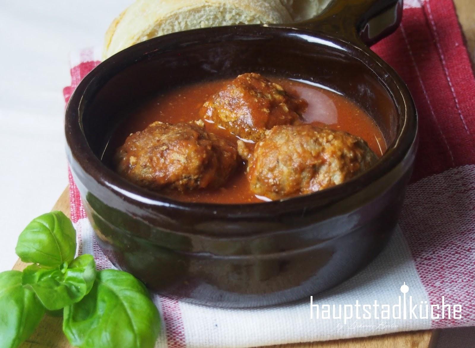 Soulfood auf italienisch: Polpette di carne | hauptstadtküche