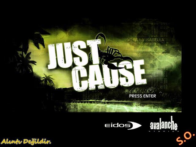 Just Cause 1 Full Sorunsuz Tek Link İndir