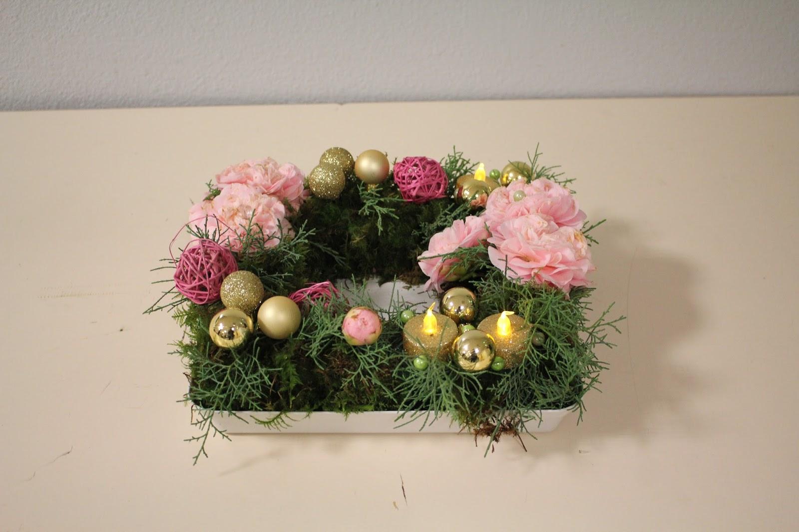 Sujets Pour Decoration Floral De Noel