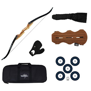 SAS Courage Recurve Bow Review – 60″ Hunting  Bow