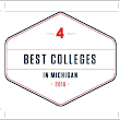 The Top 4 Colleges in Michigan