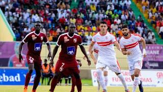 موعد مباراة زيسكو يونايتد والزمالك السبت28-12-2019 في دوري أبطال أفريقيا