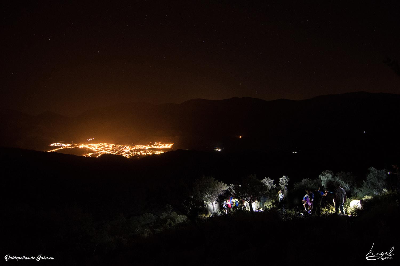 Senderismo Nocturno en Valdepeñas de Jaén