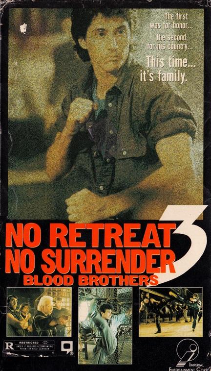 No Retreat No Surrender 3