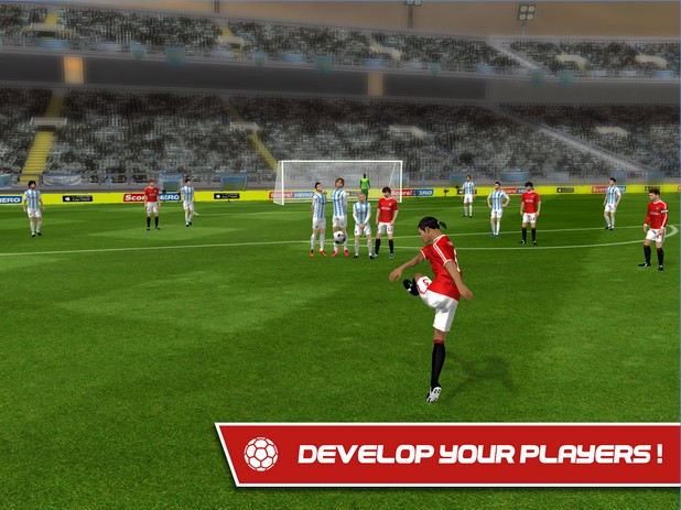 Dream League Soccer 2016 APK DOWNLOAD TERBARU MOD + ORIGINAL APK
