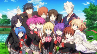 Download Little Busters! + Little Busters! EX Batch Subtitle Indonesia