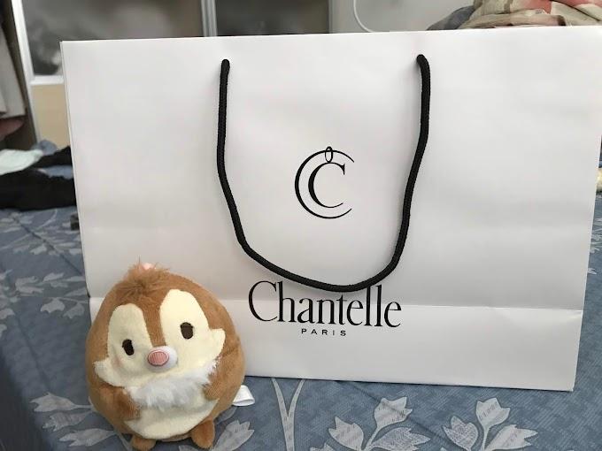 【BRA】一個不小心跌進大坑~大胸也可以穿的Chantelle法式薄襯內衣