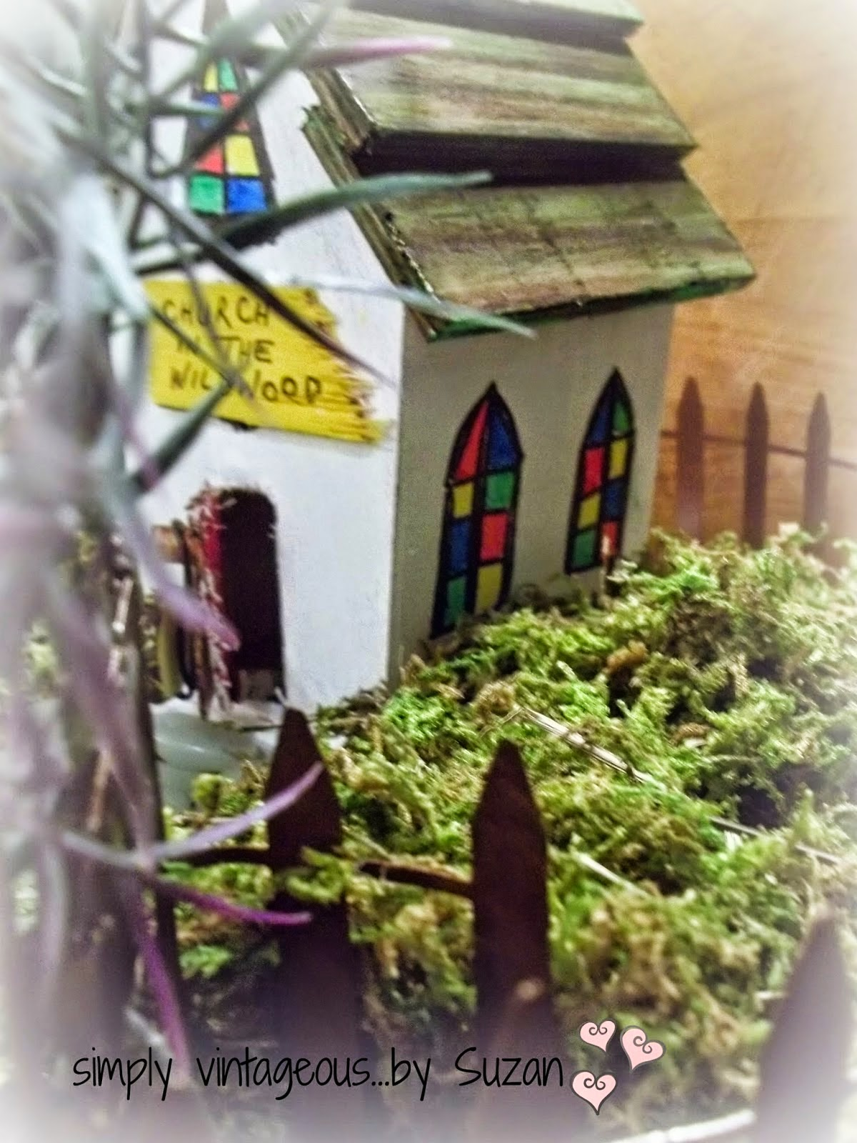 DIY Fairy Garden Houses