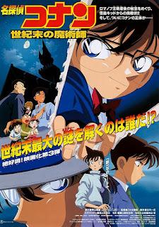 Conan 03: Nhà Ảo Thuật Gia Cuối Cùng Của Thế Kỷ
