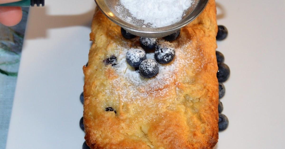 Blueberry Cake Recipe Kenya: Lemon Blueberry Cake Gluten-Free/Dairy-Free