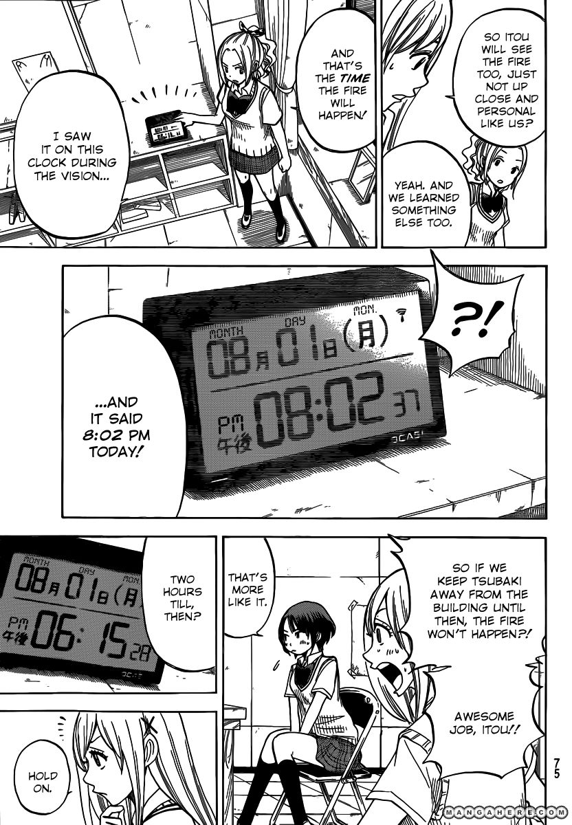 Yamada-kun to 7-nin no Majo 39