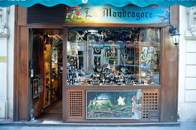 Bonne Adresse La légende de la Mandragore