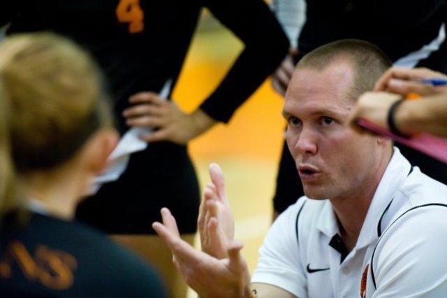 Seja um bom professor de Voleibol