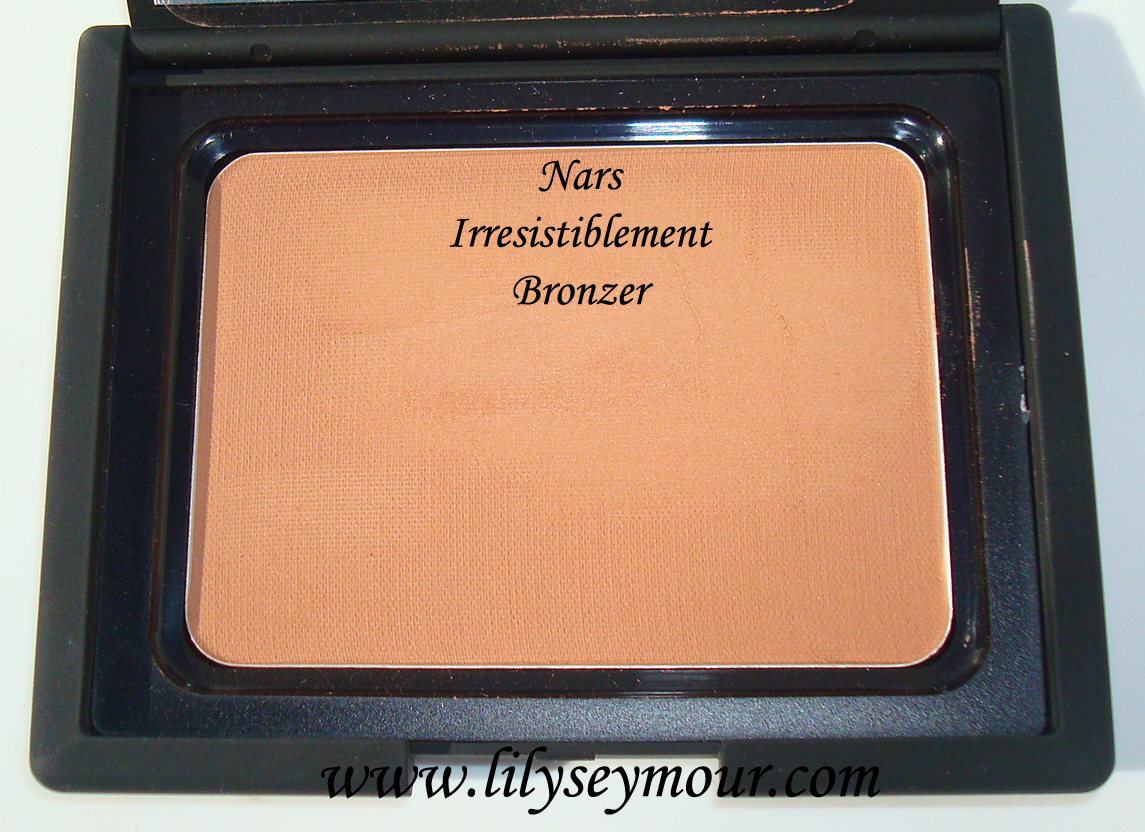 Fun Fierce Fabulous Beauty Over 50!: Swatches ~ Nars Irresistiblement Bronzer