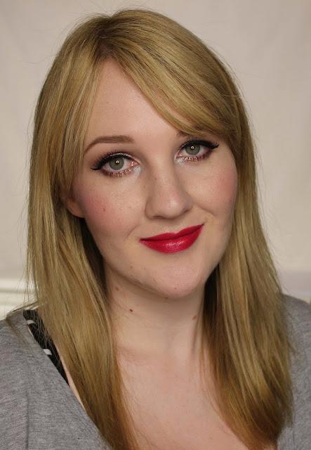 MAC MONDAY   MAC Love Goddess Lipstick swatches & Review