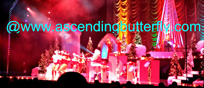 Tropicana Casino Atlantic City Holiday Extravaganza, Santa