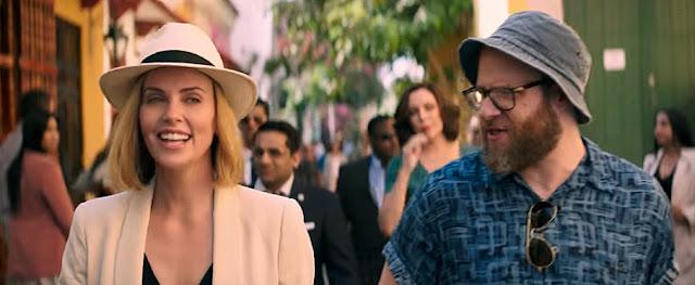 Sinopsis Film Long Shot (2019) - Charlize Theron, Seth Rogen