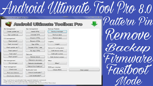 Android Ultimate Toolbox Pro 8.0