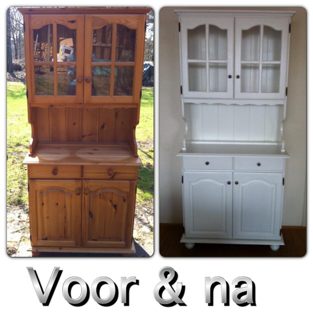 Kast Oud Verven Hardbanklive