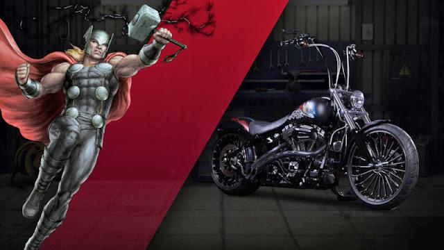 thor Harley Davidson