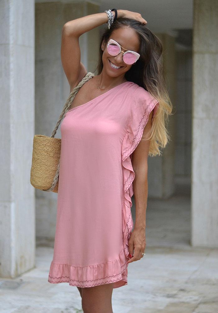 look da spiaggia rosa