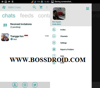 Download BBM Mod WP light v2.13.0.26 Clone Terbaru