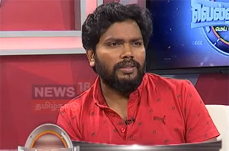 Interview with 'Kaala' Director Pa. Ranjith | Vellum Sol