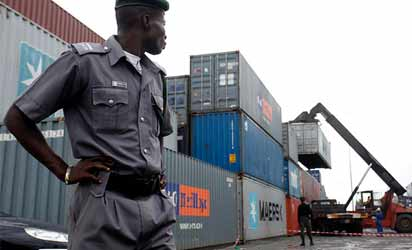 Nigeria-Customs-intercept-N69m-worth-of-Snakes-Geckos-Spiders-imported-through-Calabar