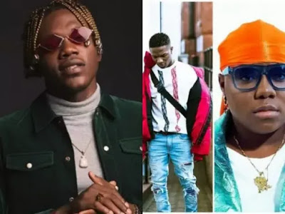 Wizkid And Teni For Copied my Song Said by a Nigeria Rapper