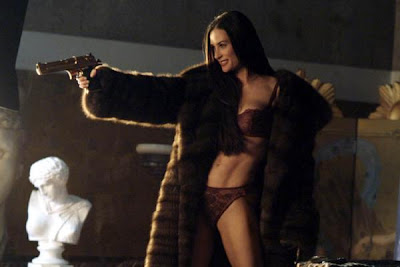 Fit For Life: Demi Moore Abs Workout
