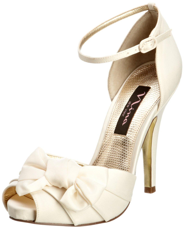 Wedding High Heels Ivory: Prom Dresses 2018: Bridal, Prom, Special Occasion Platform