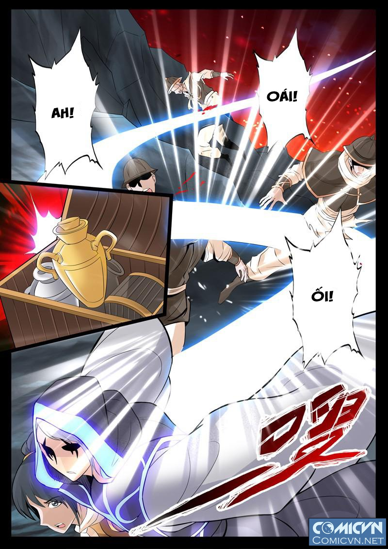 Long Phù Chi Vương Đạo Thiên Hạ - Chap 82