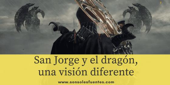 La leyenda de Sant Jordi y las relaciones de dependencia emocional