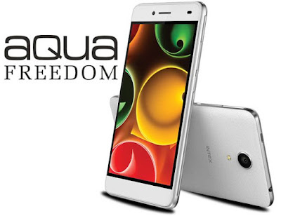 Intex Aqua Freedom Review and Price