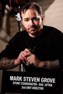 Mark Steven Grove. Director of Star Raiders: The Adventures of Saber Raine