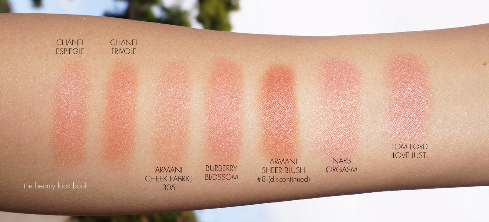 Cheek Fabric Powder Blush by Giorgio Armani Beauty #9