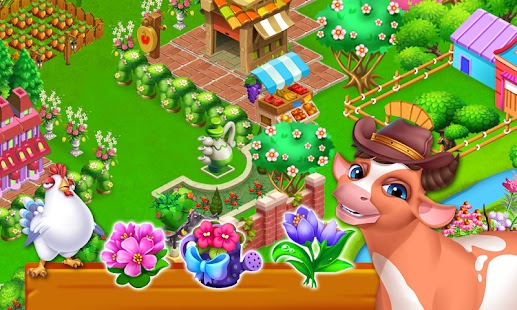 Garden Flowers Blossom Apk Free on Android Game Download