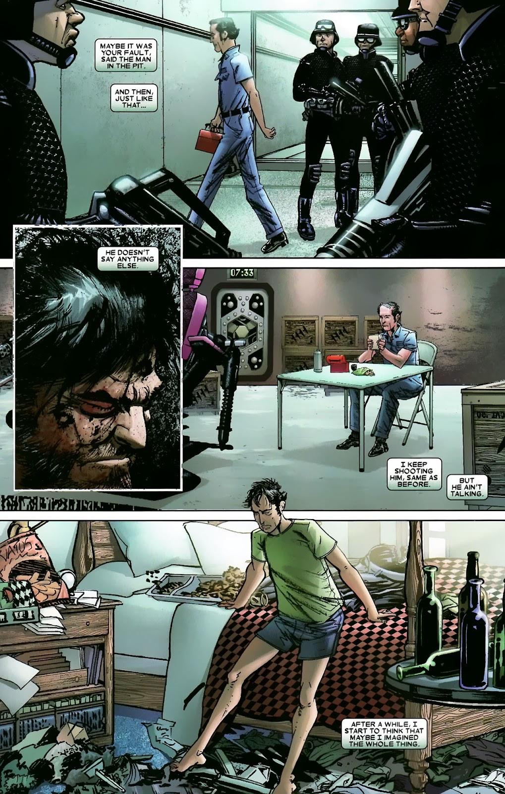 Read online Wolverine (2003) comic -  Issue #56 - 23