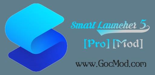 Smart Launcher 5 v5.4 build 016 [Pro] [Mod]