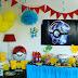 Pokemon Mottoparty - wir feiern den 13. Geburtstag vom Mittleren