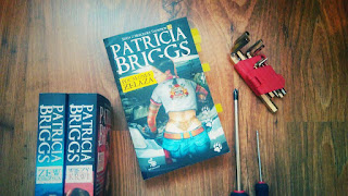 Pocałunek żelaza, Patricia Briggs (Mercedes Thompson, tom III)