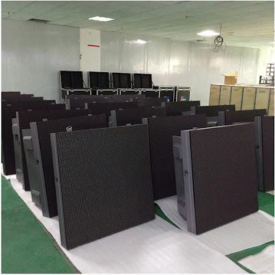 Màn hình led P4 cabinet sử dụng trong nhà nhập khẩu tại quận 4