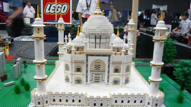 Η μεγαλύτερη σύνθεση Lego top ten