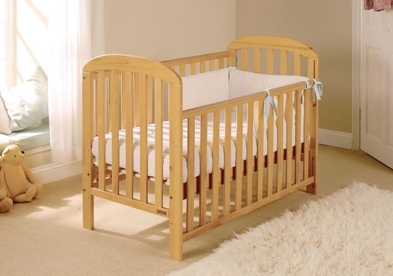 For New Baby Crib Design Hardwood Made