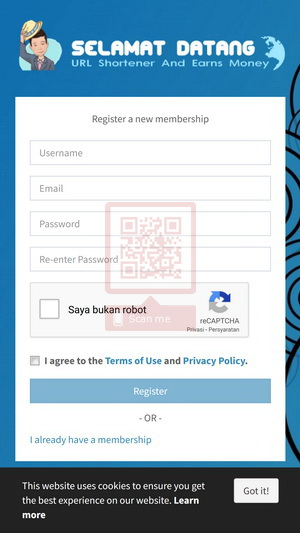 Safelink Blogger - Langkah Mudah Bisnis Online Jualan Page View Blog