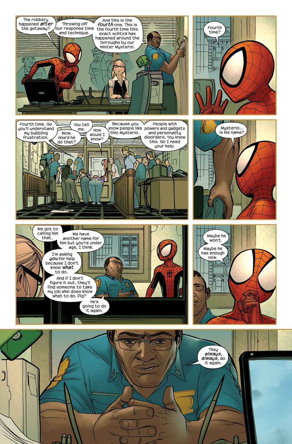 Read online Ultimate Spider-Man (2000) comic -  Issue # Annual 3 - 20