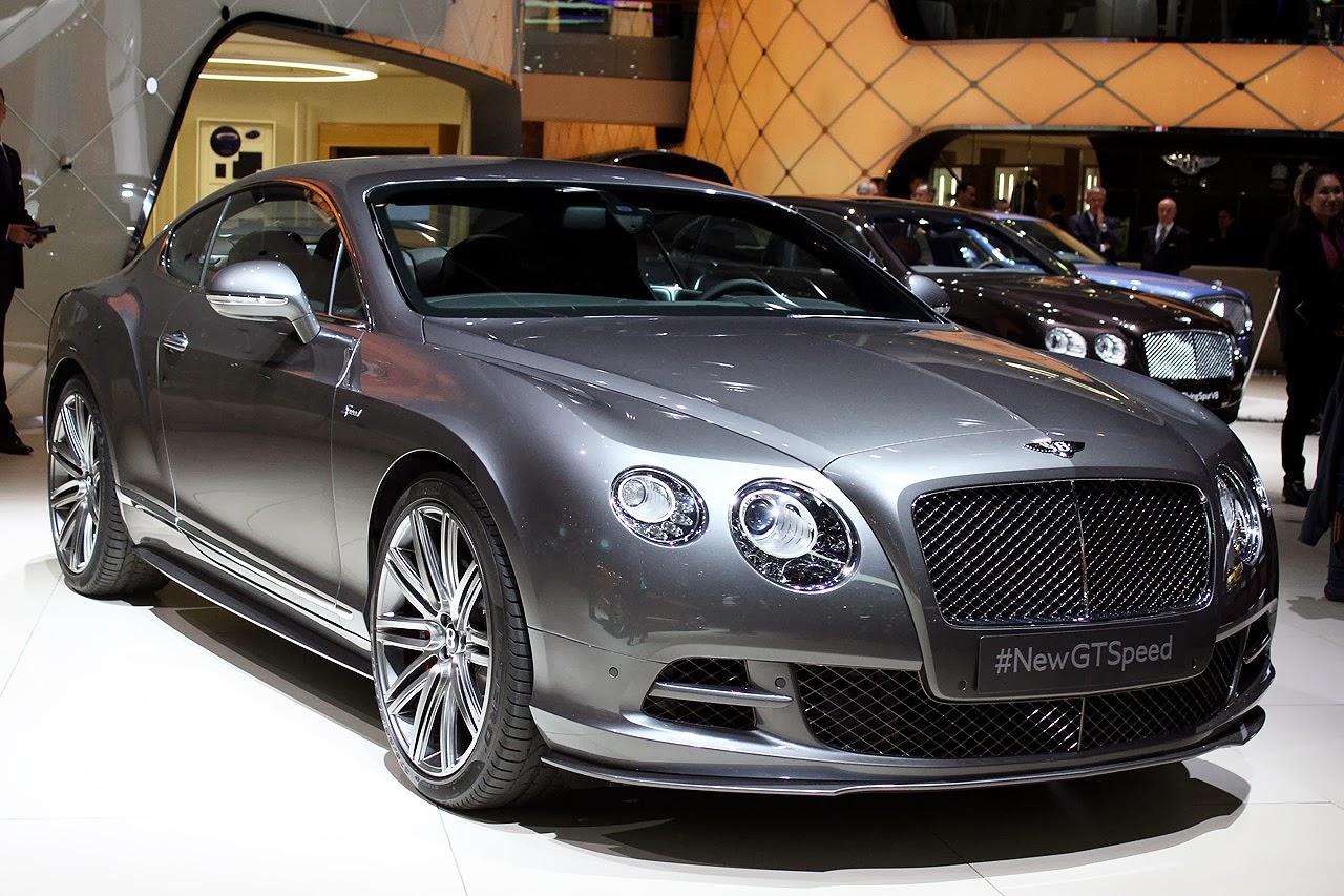 © Automotiveblogz: 2014 Bentley Continental GT Speed ...