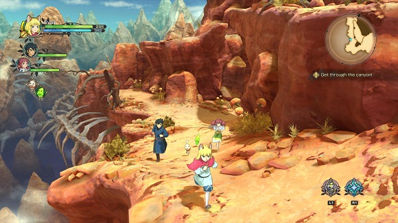 Ni no Kuni II Revenant Kingdom PC Repack Free Download Screenshot 1