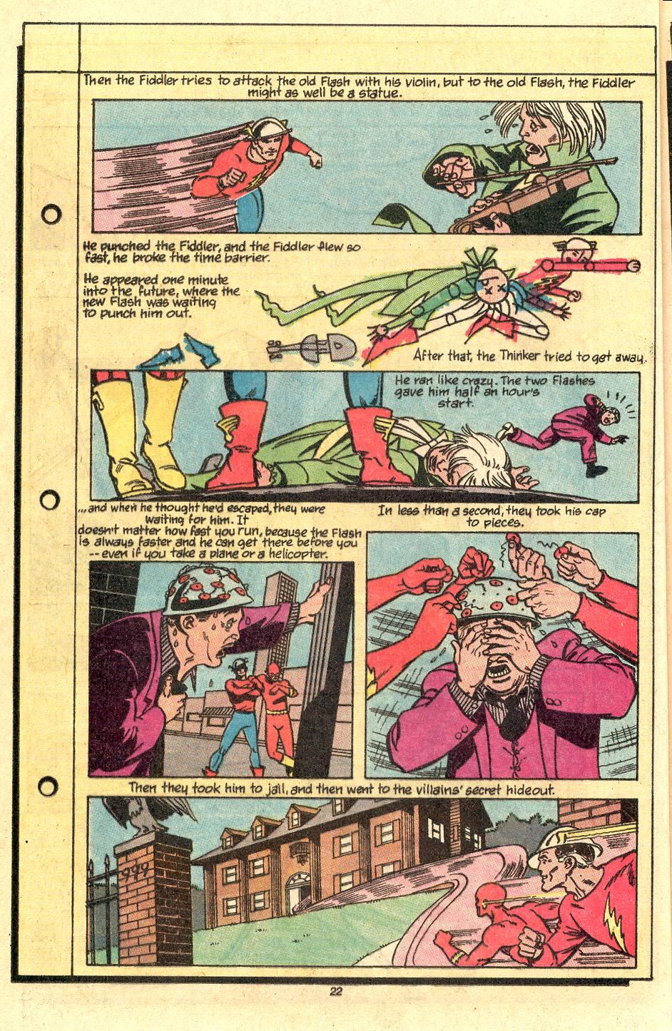 Read online Secret Origins (1986) comic -  Issue #50 - 24